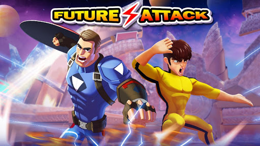Superhero Captain X vs Kungfu Lee 1.2.2.101 screenshots 1