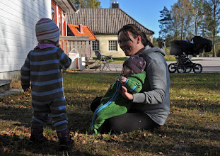 Photo: Frøya, Tyri Oline og Tanja.