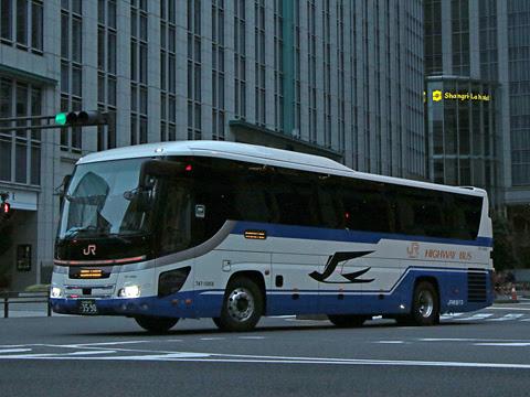 JR東海バス「青春ドリームなごや号」 3590