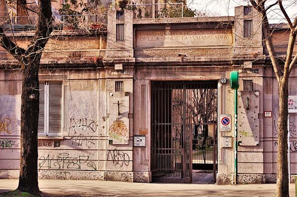 La vecchia casa dei nonni di DMax