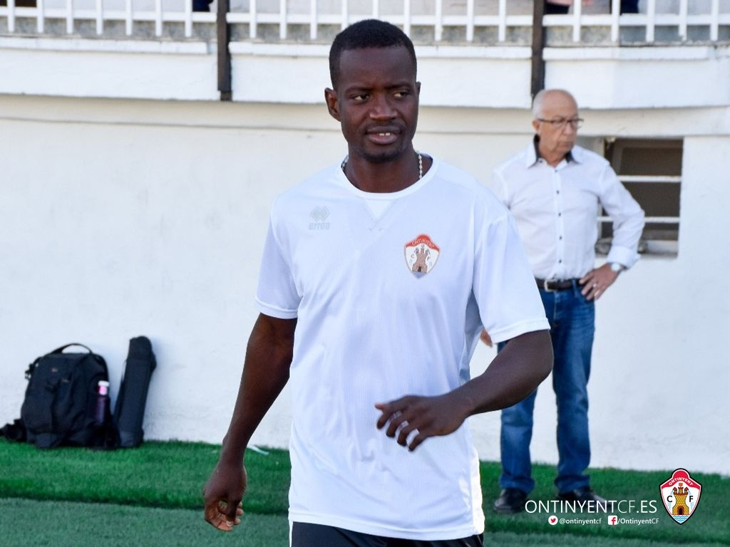 Michael Anaba Ontinyent CF