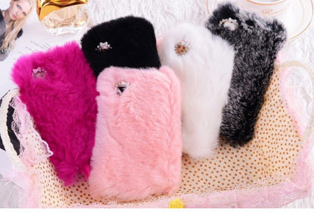 coque peluche iphone 6