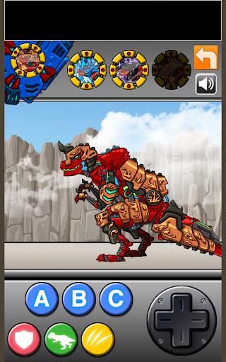 Transform Dino Robot - General Mobilization  screenshots 14