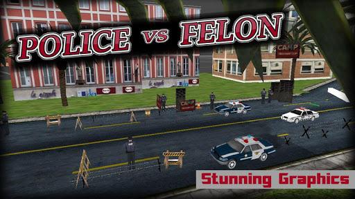 Cop dating a felon