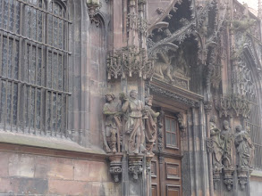 Photo: Catedral d'Estrasburg.