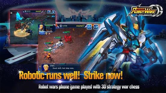 Pocket Robot Wars v1.2.1 Hileli Mod Apk Full İndir