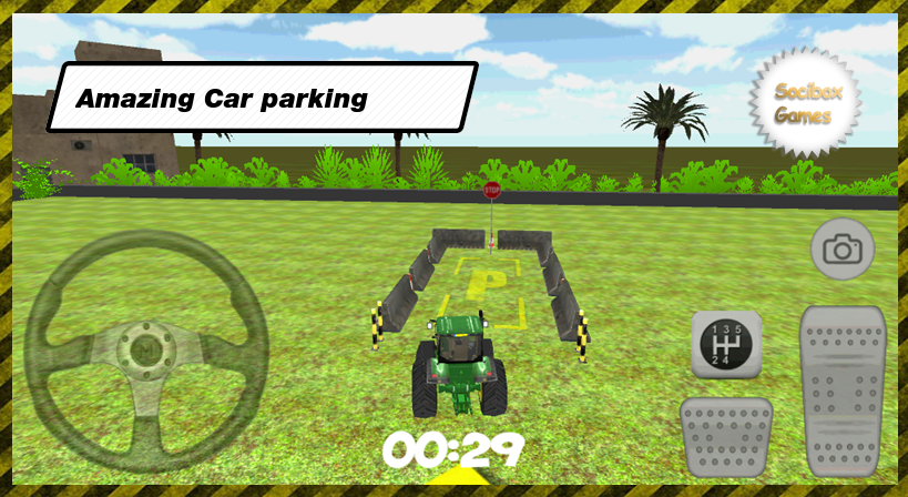 3D-Tractor-Car-Parking 25