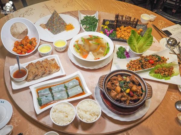 慈香庭素食餐廳