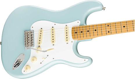 Fender Vintera 50s Stratocaster Maple Neck Sonic Blue