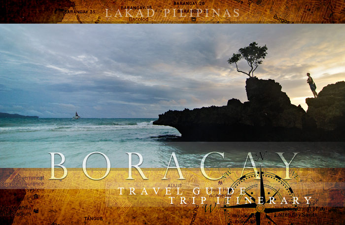 Boracay Travel Guide Itinerary Budget