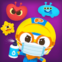 Pororo Life Safety - Safety Education for Kids icon