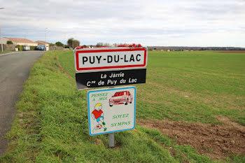 terrain à Puy-du-Lac (17)