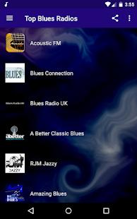 Nejlepší Blues Rádia - náhled