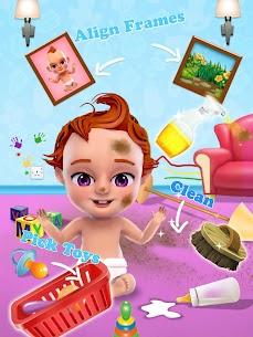 Sweet Newborn Baby Girl : Daycare & Babysitting Fun 8