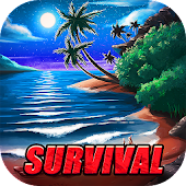 Forest Island Survival 3D Pro