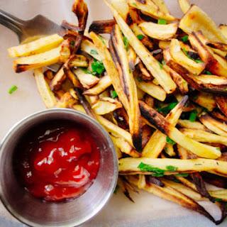 Herb Parsnip Fries