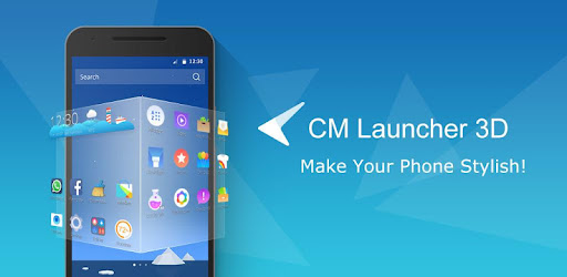 CM Launcher 3D-Theme,Wallpaper app (apk) free download for Android/PC/Windows screenshot