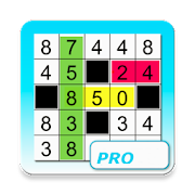 Fill-it ins number puzzles PRO