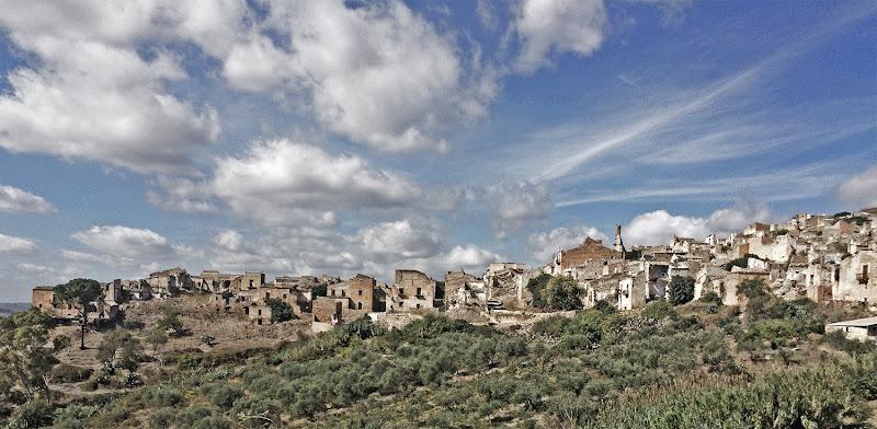 """""""La città fantasma di Poggioreale"""", Sicily, Italy, 2016. di lycaon_zira"""