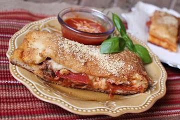 Spicy Calzone Recipe