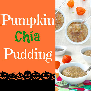 Pumpkin Chia Pudding
