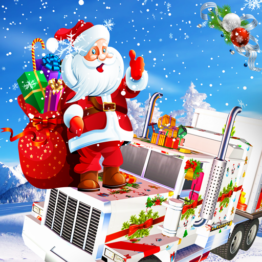Baixar Christmas Gift Delivery:  Euro Truck Simulator 3D