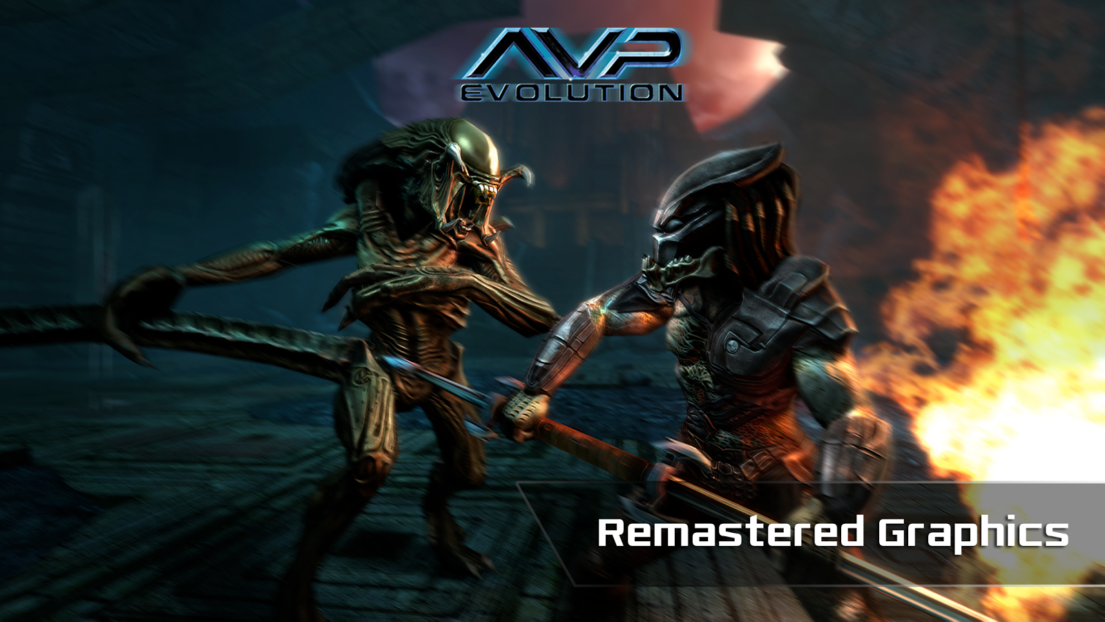 AVP: Evolution- screenshot