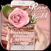 Rose Gold Emoji Keyboard