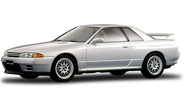 Photo: Nissan R32 – 3RD GENERATION (1989 – 1994)