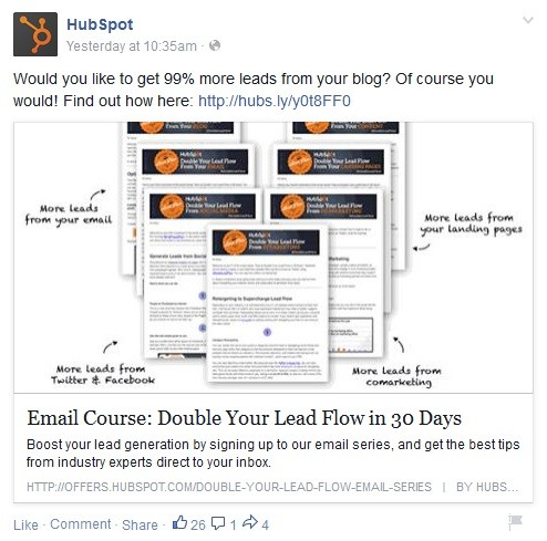 Interest Principle Hubspot eCommerce Optimization