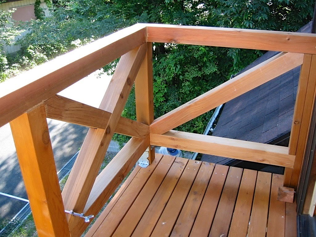 Rebuilding Balcony