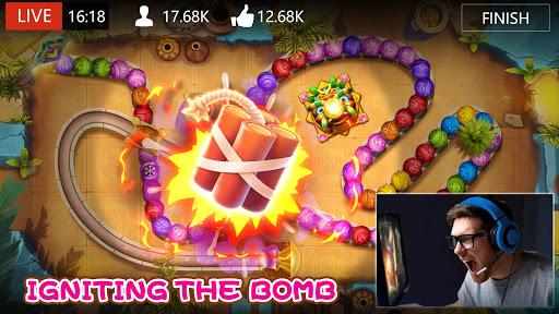 Marble Dash-Jungle Marble Game 1.1.431 screenshots 17
