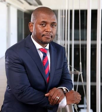 Kabelo Makwane, Managing Executive for Cloud, Hosting and Security at Vodacom Business .