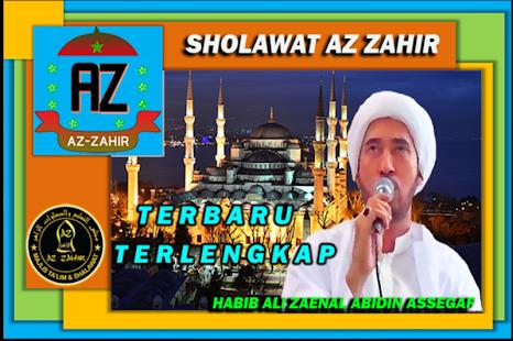 Sholawat Az Zahir Lengkap - náhled