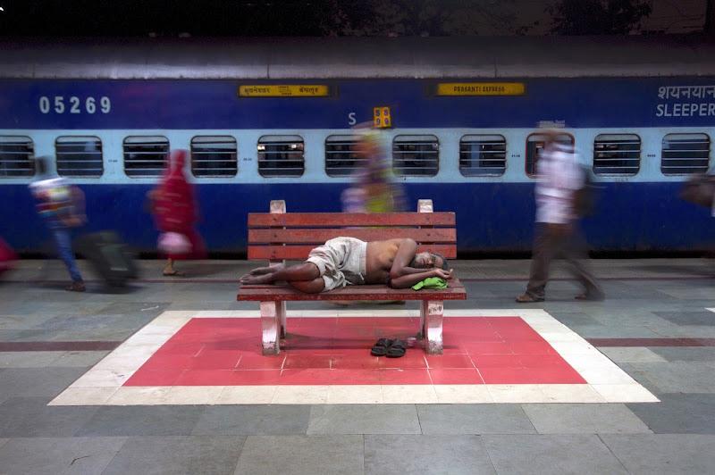 Bhubaneswar, Orissa, Mother India. di Cristhian Raimondi