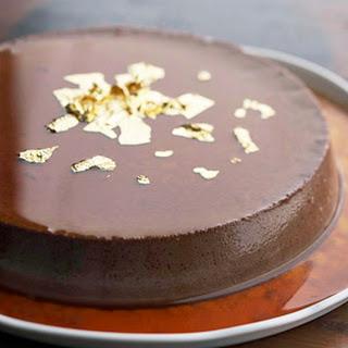Dark Chocolate Flan