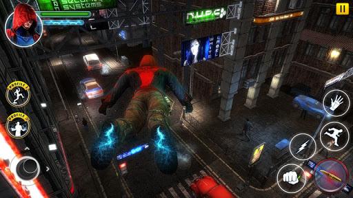 Incredible Hero Legends: Crime Simulator apktram screenshots 3