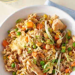 How To Make the Best Chicken Fried Rice Without a Wok.