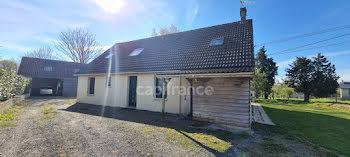 maison à Saint-Sauveur-la-Pommeraye (50)