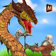 Anaconda Dragon Snake Simulator