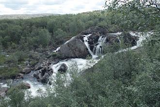 Photo: Водопад на реке Титовка.