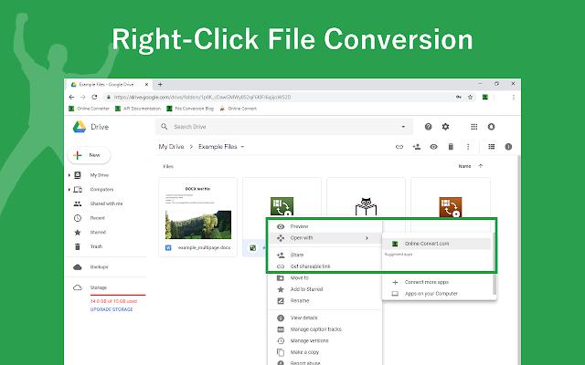 File Converter - By Online-Convert com - G Suite Marketplace