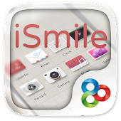 ISmile GO Launcher Theme