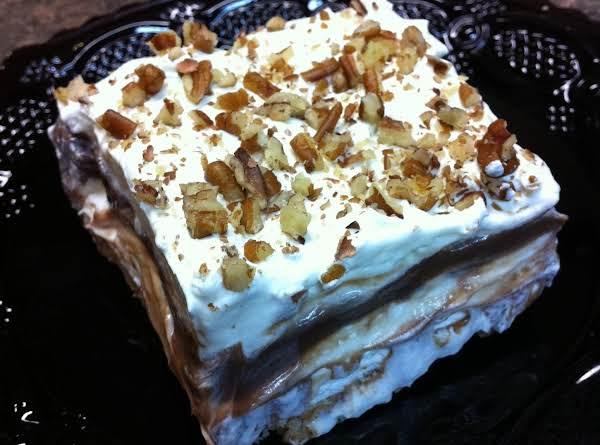 Chocolate Layer Pie Recipe