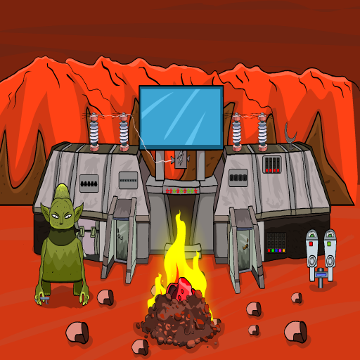 Mission On Mars Alien Rescue (game)