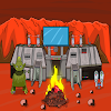 Mission On Mars Alien Rescue