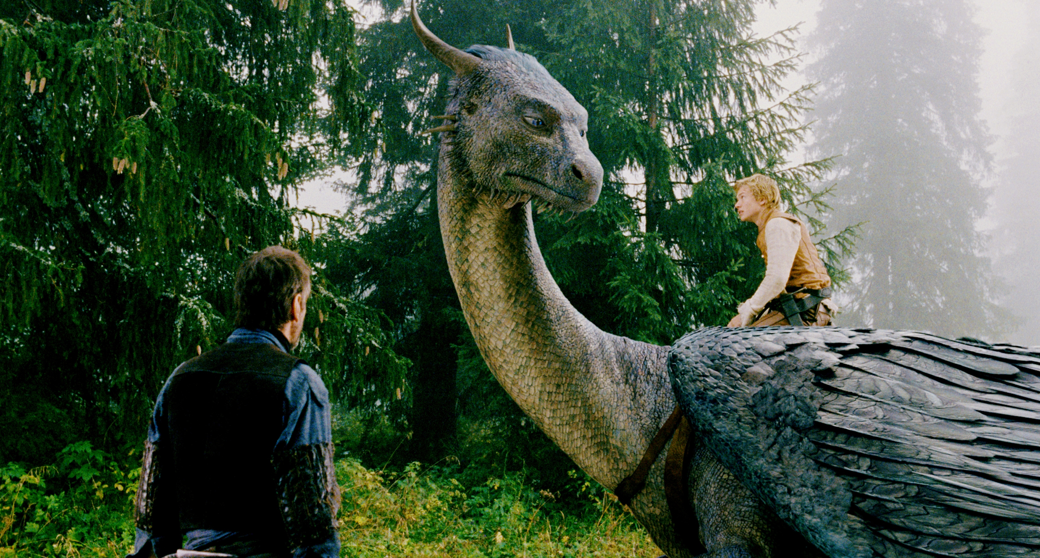9. Eragon: People who watched the movie instantly felt so bad and regretted wasting their time watching such an awful movie. Everything which can go wrong in a film went wrong. They even had a small budget and couldn't afford to make a movie worthy of watching.