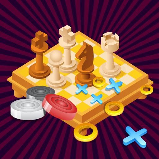 棋盤遊戲 LOGO-APP點子