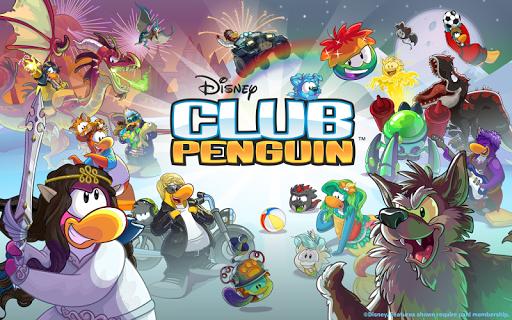 Club Penguin screenshot 1