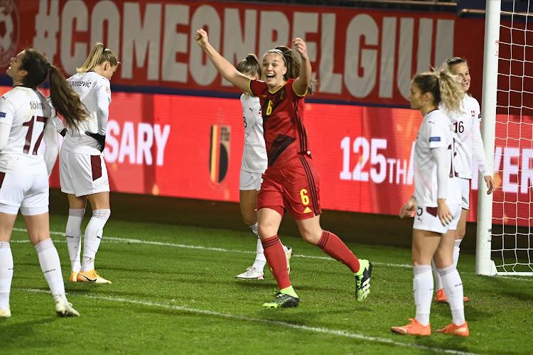 """Tine De Caigny, de Lukaku van de Red Flames? """"Dat is mijn job"""""""